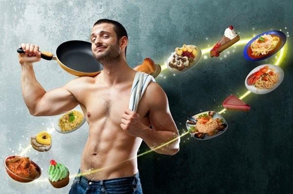 Khi tập gym giảm cân cần quan tâm đến chế độ ăn uống