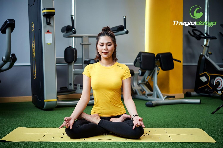Đồ tập yoga chính hãng